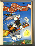 Golden Age (1938-1955):Humor, Looney Tunes and Merrie Melodies Comics #37-84 Bound Volume Group (Dell, 1944-48). Bugs Bunny, Porky Pig, Elmer Fudd, and th... (4 items)