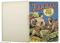 Tarzan #1-12 Bound Volume (Dell, 1948-49). This volume includes trimmed and bound file copies of Tarzan #1-12. All have...