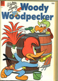 Golden Age (1938-1955):Cartoon Character, Woody Woodpecker #16-63 Bound Volumes (Dell, 1953-60). WalterLance's most popular character, Woody Woodpecker, starred ... (5items)