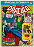 Bronze Age (1970-1979):Horror, Power Record Comics PR15 Dracula (Marvel, 1974) Condition: VG....