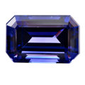 Gems:Faceted, Gemstone: Tanzanite - 27.58 Cts.. Merelani Hills, UmbaValley. Lelatema Mountains, Arusha Region.Tanzania. ...