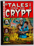 Books:Sets, EC The Complete Tales From the Crypt Five Volume SlipcaseSet (Russ Cochran, 1979)....