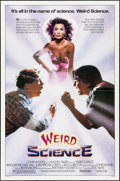 Movie Posters:Science Fiction, Weird Science & Other Lot (Universal, 1985). Folded, Very ...