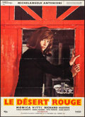 """Movie Posters:Foreign, The Red Desert (InterFrance, 1964). French Grande (45.75"""" X 63""""). Foreign.. ..."""