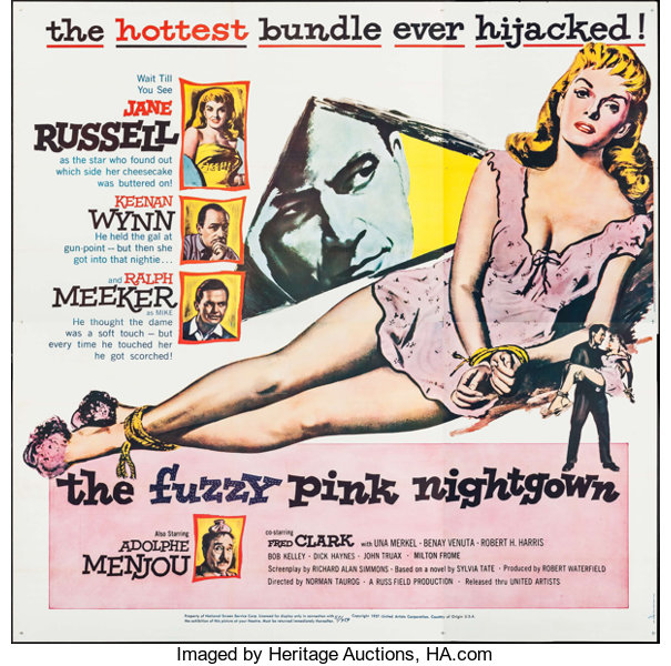 71196ebe56 The Fuzzy Pink Nightgown (United Artists