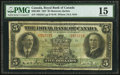 Canadian Currency, Montreal, PQ- Royal Bank of Canada $5 Jan. 3, 1927 Ch # 630-14-04....