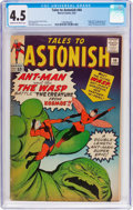 Silver Age (1956-1969):Superhero, Tales to Astonish #44 (Marvel, 1963) CGC VG+ 4.5 Cream to off-white pages....