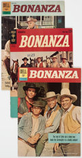 Silver Age (1956-1969):Western, Bonanza Group of 39 (Dell/Gold Key, 1961-70) Condition: AverageVG.... (Total: 39 )