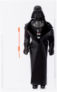Star Wars - Darth Vader Engineering Pilot Loose Action Figure (Kenner, 1977) AFA 90 NM/MT