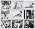 """Movie Posters:Science Fiction, The Illustrated Man (Warner Brothers, 1969 & R-1973). Photos(35) (8"""" X 10""""). Science Fiction.. ... (Total: 35 Items)"""