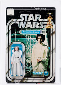 Star Wars - Princess Leia Organa 12 Back-B Action Figure (Kenner, 1978) AFA 95 MT
