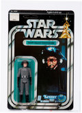Memorabilia:Science Fiction, Star Wars - Death Squad Commander 12 Back-C Action Figure (Kenner, 1978) AFA 90 NM+/MT....
