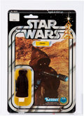 Memorabilia:Science Fiction, Star Wars - Jawa 12 Back-C Action Figure (Kenner, 1978) AFA 90 NM+/MT....