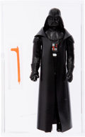 Memorabilia:Science Fiction, Star Wars - Darth Vader Loose Action Figure w/ Double Telescoping Lightsaber (Kenner, 1977) AFA 90 NM+/MT....