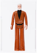 Memorabilia:Science Fiction, Star Wars - Ben (Obi-Wan) Kenobi Engineering Pilot Loose Action Figure (Kenner, 1977) AFA 85 NM+....
