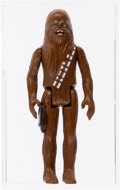 Memorabilia:Science Fiction, Star Wars - Chewbacca Engineering Pilot Loose Action Figure (Kenner, 1977) AFA 85 NM+....
