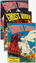 Golden Age (1938-1955):Western, Ghost Rider #2-14 Group (Magazine Enterprises, 1950-54) Condition: Average VG.... (Total: 13 Comic Books)