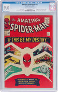 Silver Age (1956-1969):Superhero, The Amazing Spider-Man #31 (Marvel, 1965) CGC VF/NM 9.0 Cream to off-white pages....