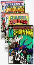 Bronze Age (1970-1979):Superhero, Spectacular Spider-Man Group of 63 (Marvel, 1968-84) Condition: Average FN-.... (Total: 63 )