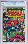 Bronze Age (1970-1979):Horror, Tomb of Dracula #59 (Marvel, 1977) CGC NM+ 9.6 Off-white to whitepages....