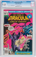 Bronze Age (1970-1979):Horror, Tomb of Dracula #61 (Marvel, 1977) CGC NM/MT 9.8 Off-white to whitepages....
