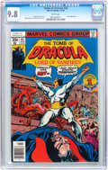 Bronze Age (1970-1979):Horror, Tomb of Dracula #63 (Marvel, 1978) CGC NM/MT 9.8 White pages....