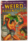 Golden Age (1938-1955):Horror, Weird Adventures #2 (P.L. Publishing Co., 1951) Condition: GD-....