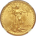 Saint-Gaudens Double Eagles, 1929 $20 -- Improperly Cleaned -- NGC Details. Unc....