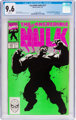 The Incredible Hulk #377 (Marvel, 1991) CGC NM+ 9.6 White pages