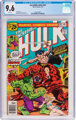 The Incredible Hulk #201 (Marvel, 1976) CGC NM+ 9.6 White pages