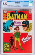 Silver Age (1956-1969):Superhero, Batman #181 (DC, 1966) CGC VF- 7.5 Off-white to white pages....