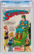 Bronze Age (1970-1979):Superhero, Superman #223 Twin Cities pedigree (DC, 1970) CGC NM+ 9.6 Off-white to white pages....