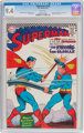 Superman #196 (DC, 1967) CGC NM 9.4 White pages