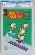 Bronze Age (1970-1979):Cartoon Character, Walt Disney's Comics and Stories #462 (Gold Key, 1979) CGC NM+ 9.6 White pages....