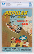 Golden Age (1938-1955):Cartoon Character, Popular Comics #80 (Dell, 1942) CBCS NM+ 9.6 Off-white to white pages....