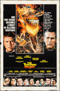 """Movie Posters:Action, The Towering Inferno & Others Lot (20th Century Fox, 1974). One Sheets (3) (27"""" X 41"""") & Pressbooks (2) (8.5"""" X 14""""). Action... (Total: 5 Items)"""