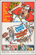 """Movie Posters:Comedy, The Disorderly Orderly & Other Lot (Paramount, 1965). One Sheets (2) (27"""" X 41""""). Comedy.. ... (Total: 2 Items)"""