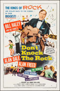 """Movie Posters:Rock and Roll, Don't Knock the Rock (Columbia, 1957). One Sheet (27"""" X 41""""). Rock and Roll.. ..."""