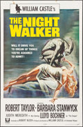 "Movie Posters:Horror, The Night Walker (Universal, 1964). One Sheet (27"" X 41"") Reynold Brown Artwork. Horror.. ..."
