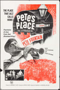 """Movie Posters:Musical, Pete's Place (Universal, 1964). One Sheet (27"""" X 41""""). Musical.. ..."""