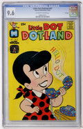 Bronze Age (1970-1979):Humor, Little Dot Dotland #47 File Copy (Harvey, 1970) CGC NM+ 9.6Off-white to white pages....