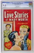 Golden Age (1938-1955):Romance, Love Stories of Mary Worth #3 File Copy (Harvey, 1950) CGC VF/NM 9.0 Cream to off-white pages....