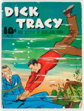 Golden Age (1938-1955):Crime, Large Feature Comic #13 Dick Tracy (Dell, 1940) Condition: GD....