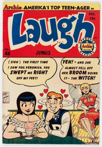 Laugh Comics #48 (Archie, 1951) Condition: VF