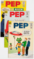 Pep Comics Group of 47 (Archie, 1962-69) Condition: Average FN.... (Total: 47 Comic Books)