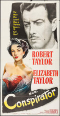 "Movie Posters:Adventure, Conspirator (MGM, 1949). Three Sheet (41"" X 79.5""). Adventure.. ..."