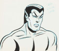 Animation Art:Production Drawing, The Marvel Super-Heroes Sub-Mariner Storyboard/Animation Art Group of 3 (Marvel/Grantray/Lawrence Animation, 1966).... (Total: 3 Original Art)