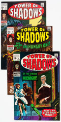 Silver Age (1956-1969):Horror, Tower of Shadows #1-9 Group (Marvel, 1969-71) Condition: AverageVF/NM.... (Total: 9 Comic Books)