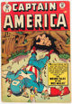 Captain America Comics #69 (Timely, 1948) Condition: Apparent GD