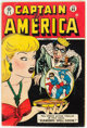 Captain America Comics #64 (Timely, 1947) Condition: GD+